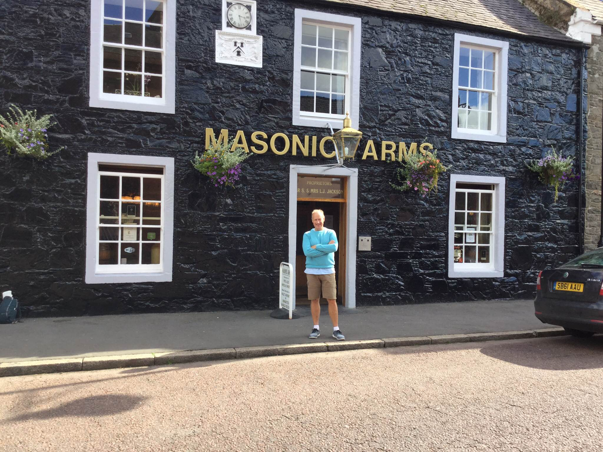Author at Kirkcudbright pub