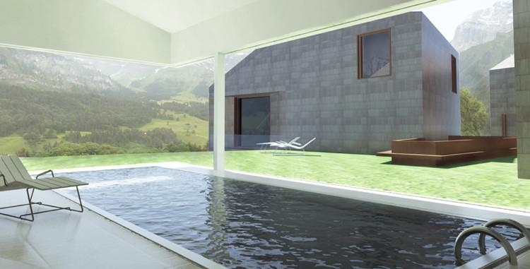 Studie Neubau Villa