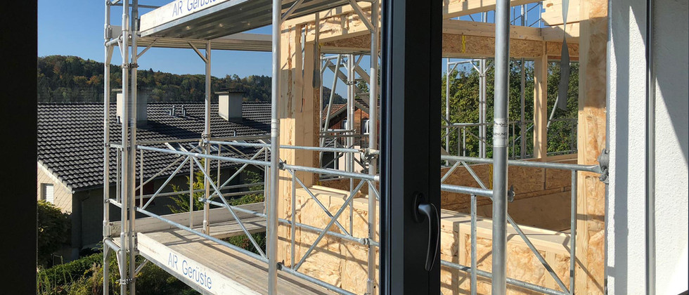Umbau I Erweiterung Einfamilienhaus