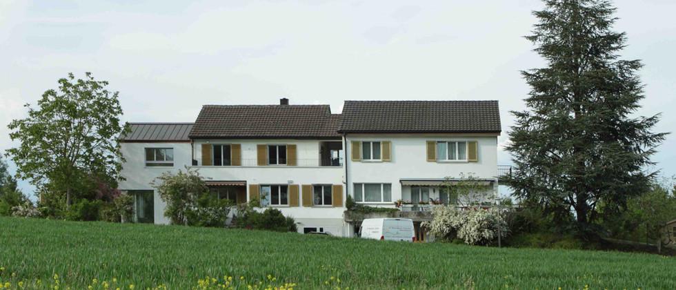 Umbau | Erweiterung Einfamilienhaus