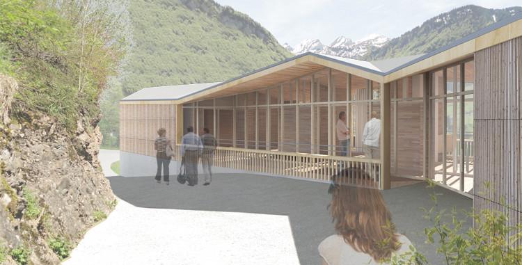 Wettbewerb Wohnheim Felsengrund