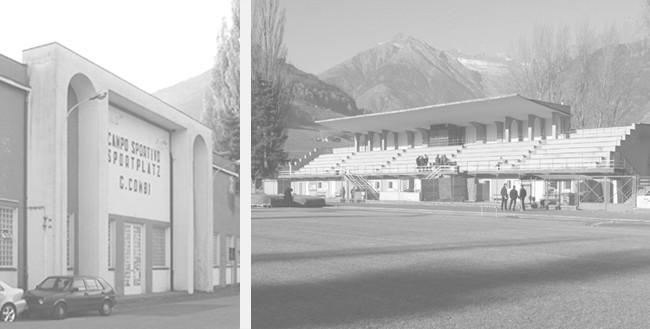Wettbewerb Sportplatz G. Combi