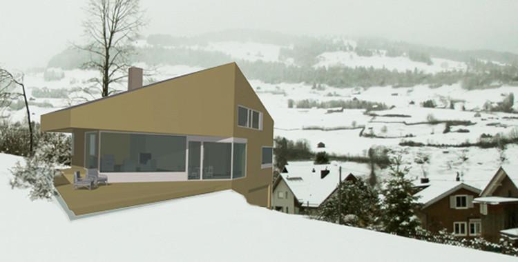 Studie Neubau Einfamilienhaus