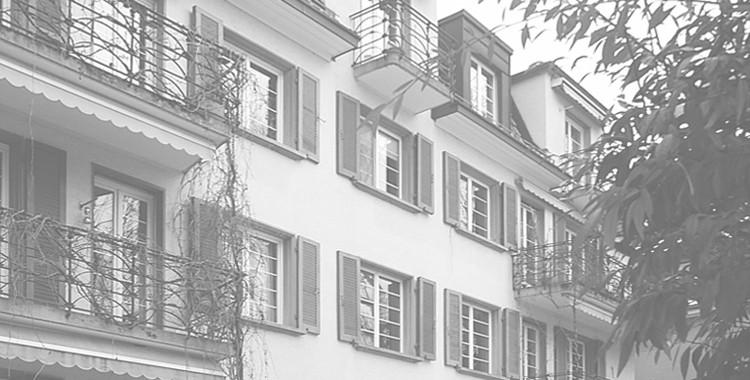 Umbau Wohnungen