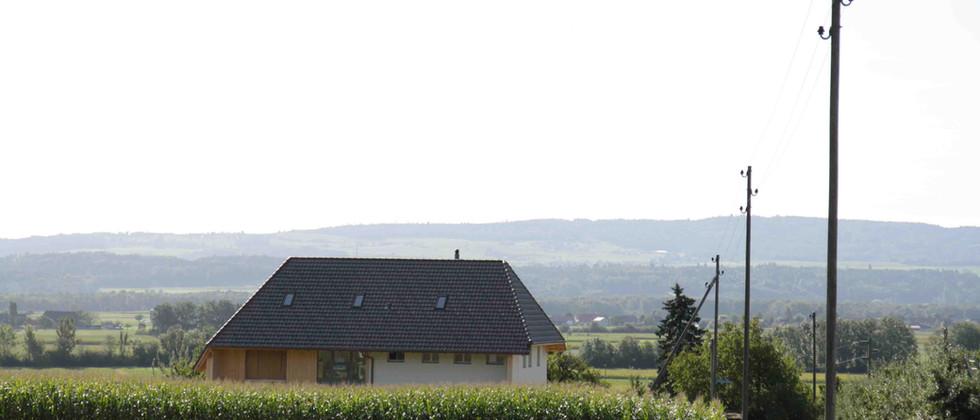 Ersatzneubau Bauernhaus