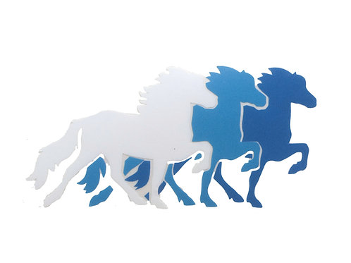 Icelandic Horse sticker