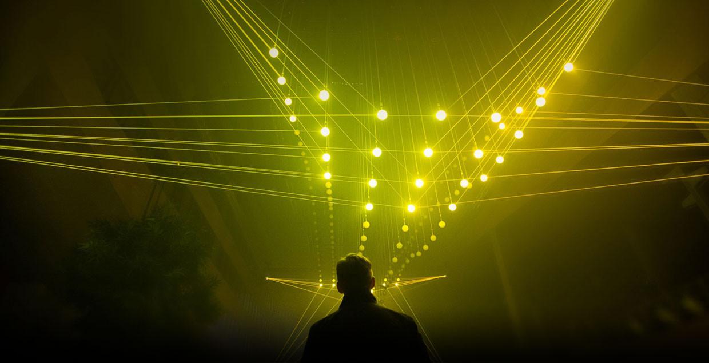 DEEP WEB Lyon / Festival of Lights 2016