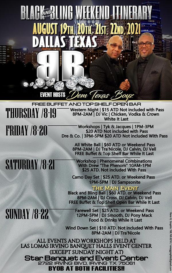 Texas Boyz Ent. Com 'Black and Bling Ste