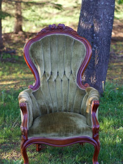 MATTHEW   gentleman's armchair