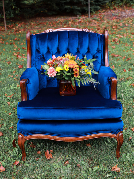 MARTINE | French Provincial Armchair