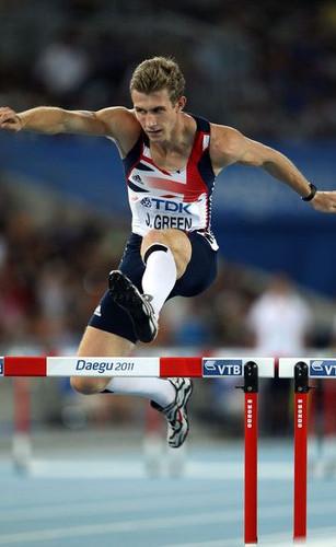 Jack Green - Olympic Hurdler