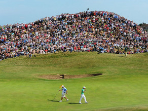 The Open is coming home