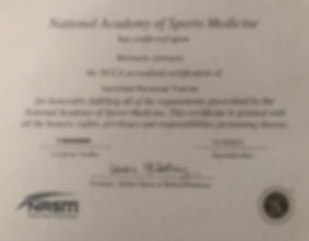 NASM Best Certificate .jpeg