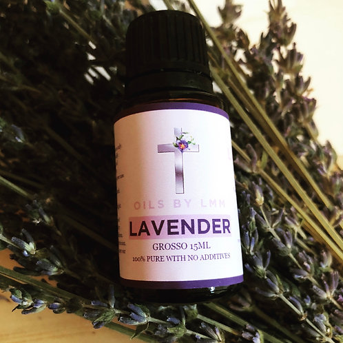 Oil By LMM - Lavender - 15 ML