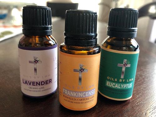 Set of 3 Oils