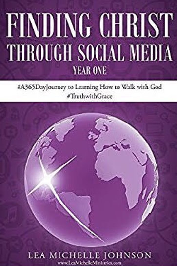 Book:  Finding Christ Through Social Media