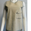 Thumbnail: $475 Jason Wu Collection Suede and open-knit top SZ M