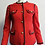 Thumbnail: GUCCI $2980 Faux pearl-embellished wool and silk-blend jacket SZ 40
