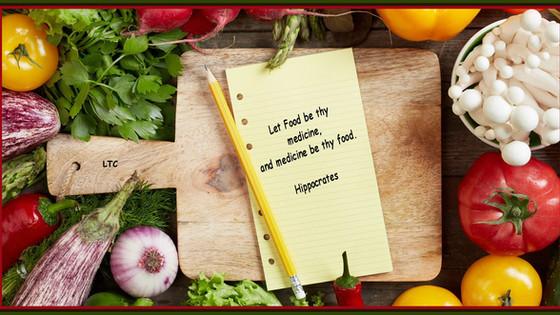 Food as Medicine - Healthy Choices