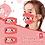 Thumbnail: 1pc Kids Children Protective Face Mask Cotton  Washable Reusable Face Masks