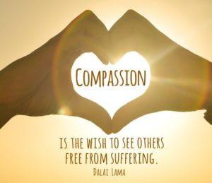 Compassion Series - Comparison Energy: Compassion's Opposite