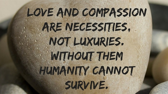 Compassion Series - Compassion for Others
