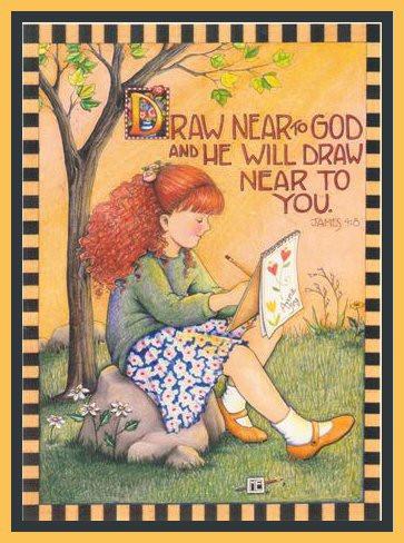 Draw Near to God