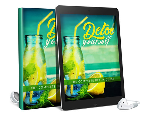 Detox Yourself Audio Book