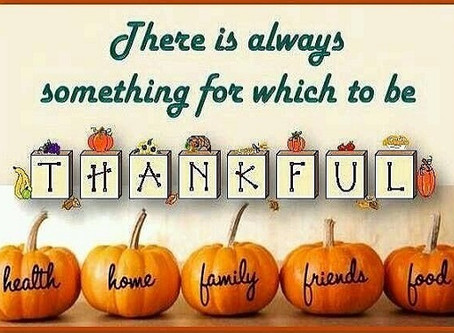 Happy Thanksgiving....