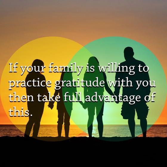 Attitude of Gratitude Series - The Power of Gratitude in relationships