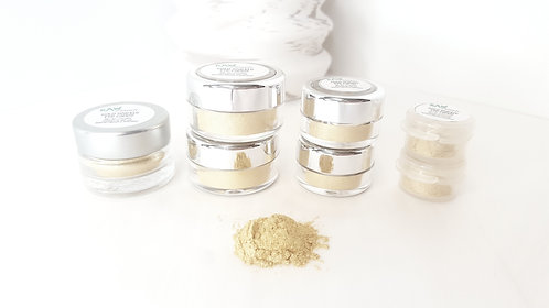 Gold Sparkle Loose Eye Shadow | Raw Beauty Minerals
