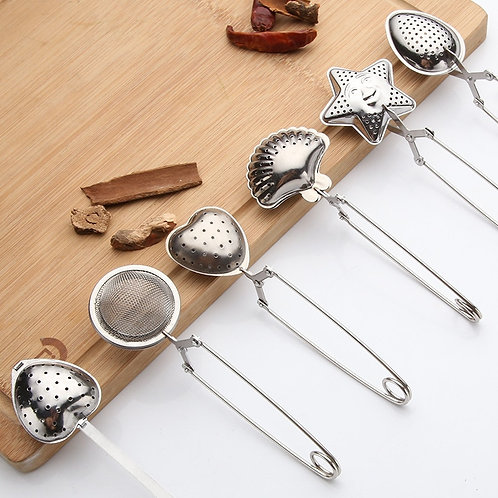 Stainless Steel Tea Infuser  Hot Pot Ball Infuser  Tea Ball Bulk Tea Filter