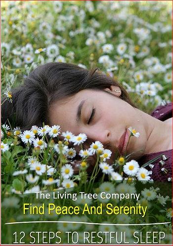12 Steps to Peaceful Sleep