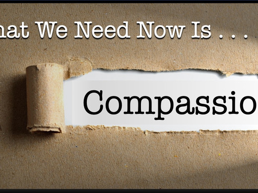 Compassion Series - Why Loving Yourself is a Benefit to Others