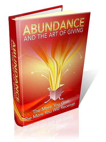 Abundance of the Art of Giving