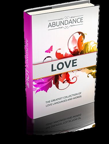 Abundance Love E-Series