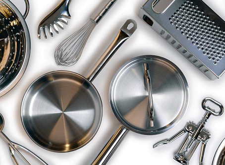 The Wonderful Tools of Cooking