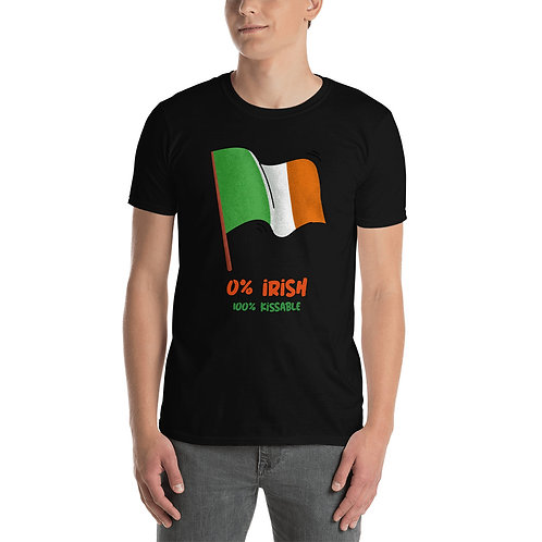St Patty's Day Kissable T-shirt