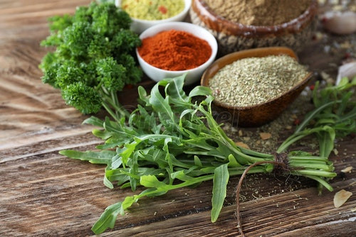 Use Herbs and Spices to Reduce Fat, Sugar, and Salt
