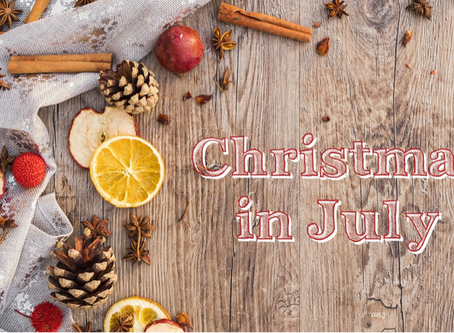 Christmas in July Series - Developing Your Own Holiday Food Traditions