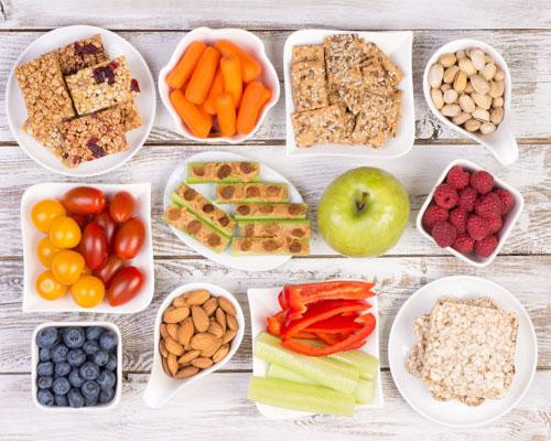 Healthy Eating: Learning to Snack Smart