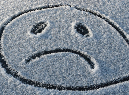 Seasonal Depression, more common then you think.
