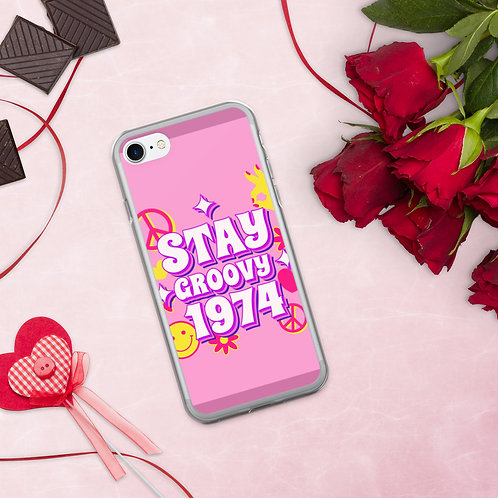 iPhone Case - Stay Groovy 1974