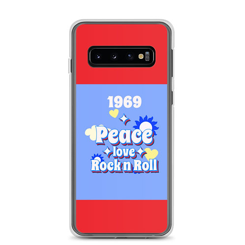 Samsung Case - Peace, Love, and Rock n Roll
