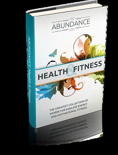 Abundance Health and Fitness E Book