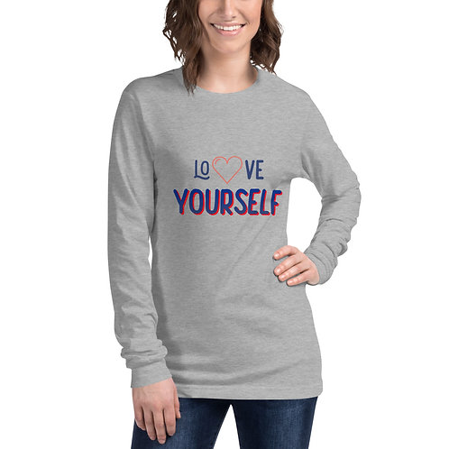 Love Your Self Long Sleeve T-Shirt