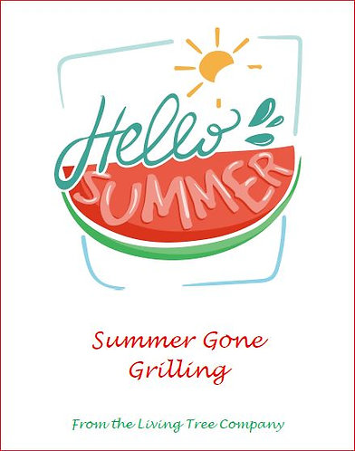 Summer Gone Grilling Cookbook