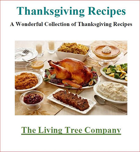 Thanksgiving E-Cookbook