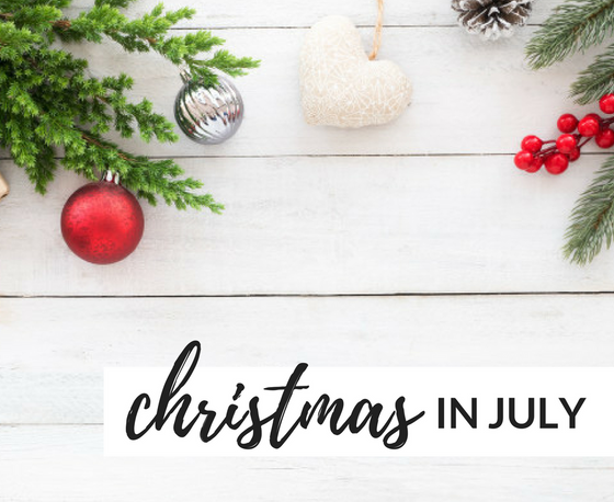 Christmas in July - Revitalizing the Holiday Feast