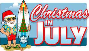 Christmas in July Series - Three Basic Steps to Holiday Stress Reduction